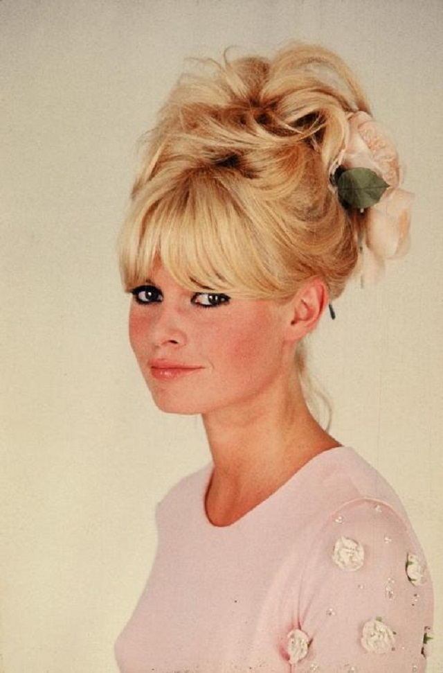 Photo Brigitte Bardot Jeune Makeup Hair