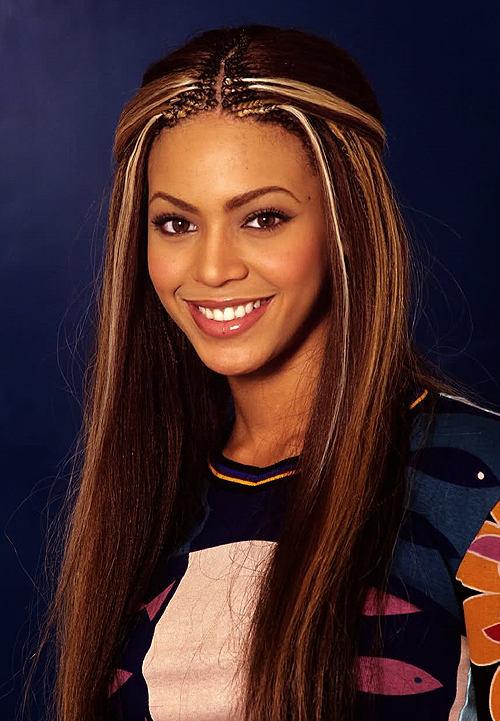 Beyonce-young-braids