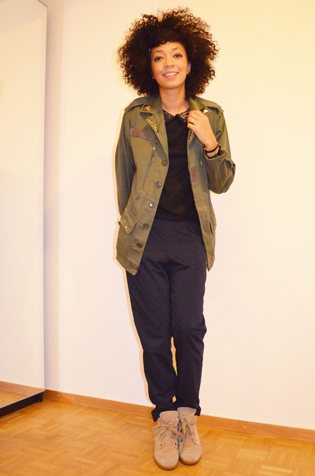 mercredie-blog-mode-sequins-glitter-cos-zara-groom-sneakers-isabel-marant-army-jacket-curly-nappy-hair-curls-natural-4