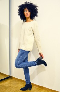 mercredie-blog-mode-beaute-jean-pois-forever21-zalando.ch-suisse-boots-zign-zip-pistol-acne-zara1