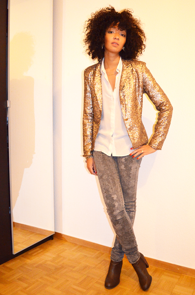 mercredie-blog-mode-veste-sequins-boots-paillettes-diy
