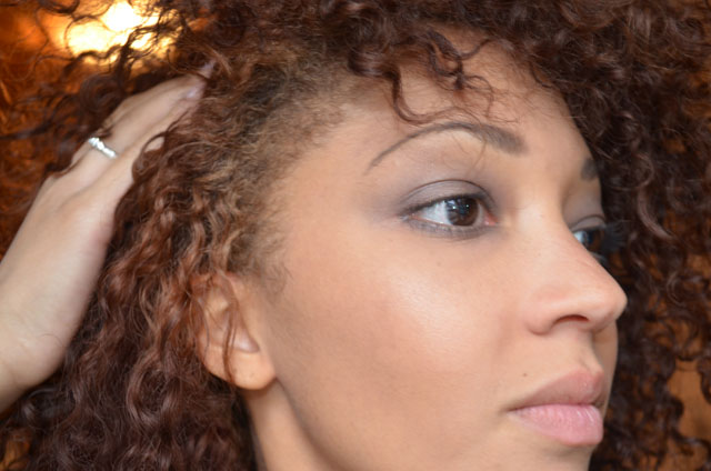 mercredie blog mode beaute cheveux frises curls nappy - Coloration Chatain Clair Miel
