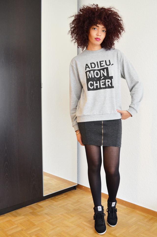 mercredie-blog-mode-geneve-suisse-sweat-asos-adieu-mon-cheri-mini-jupe-jennyfer-ash-bowie-black-afro-purple-hair-nappy-cheveux-frises-syoss-4