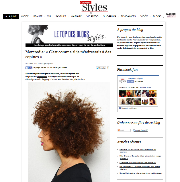 mercredie-blog-mode-parution-fashion-blogger-blogueuse-mode-lexpress-styles-interview