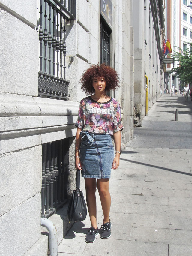 mercredie-blog-mode-voyage-tourisme-madrid-ootd-jupe-choies-jean-denim-bershka-brooklyn-crop-top