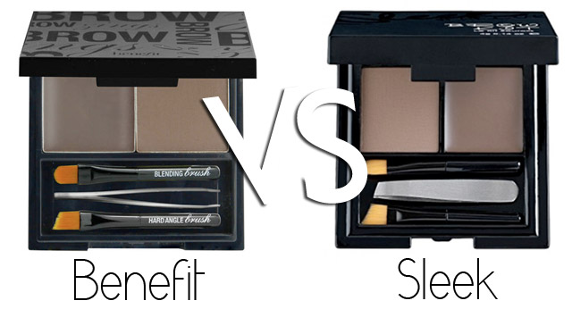 mercredie-blog-mode-beaute-makeup-sourcils-benefit-vs-sleek-eyebrows