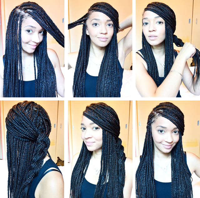 Crochet Braids Edmonton : Tresses cheveux noirs, Tresses au crochet and Coiffures on Pinterest