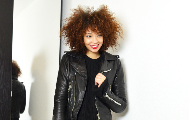 mercredie-blog-mode-geneve-fashion-blogger-zara-2013-plumetis-skirt-jupe-balenciaga-biker-jacket-black-afro-hair-nappy-curls-curly3