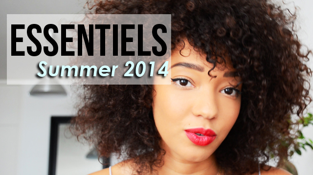 mercredie-blog-beaute-youtube-chaine-essentiels-beaute-ete-rouge-a-levres-yves-rocher-test-avis-roge-cavailles-cc-cream-l-oreal-farida-b-cheveux-afro