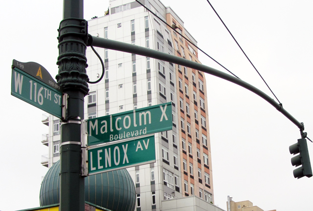 mercredie-blog-mode-voyage-nyc-new-york-harlem-malcolm-x-street-rue-visite