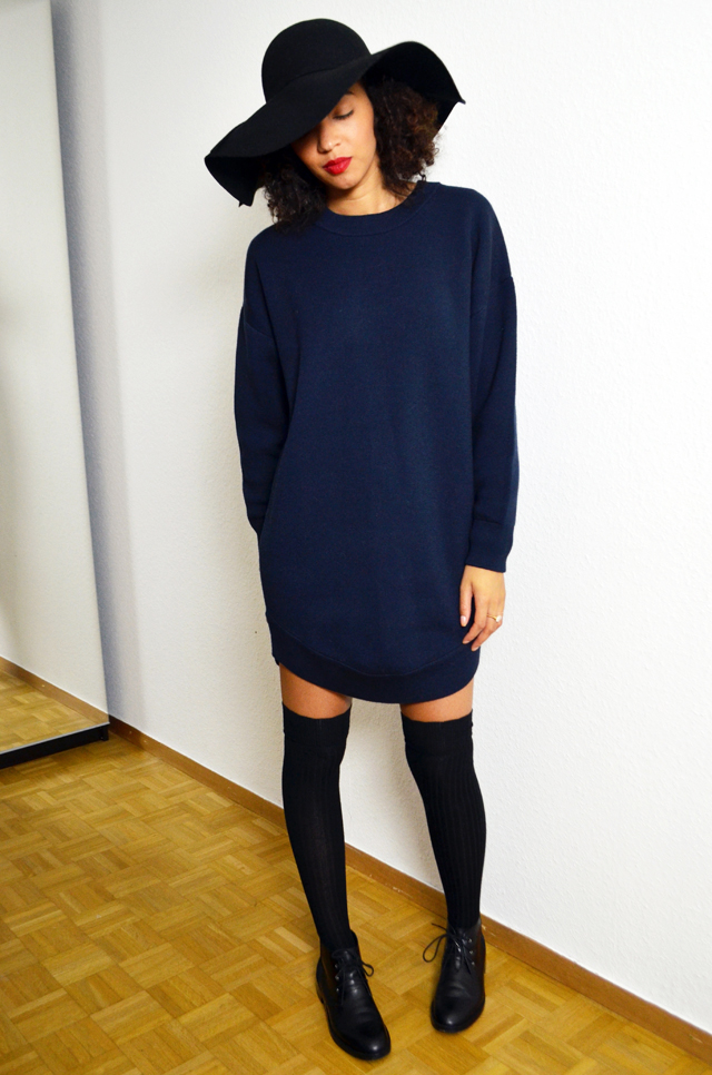 mercredie-blog-mode-over-the-knee-tights-socks-forever21-chaussettes-hautes-robe-pull-and-other-stories-capeline2