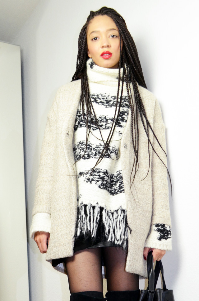 mercredie-blog-mode-geneve-pull-poncho-laine-zara-zaful-avis-sac-opening-ceremony-izzy-box-braids-hairstyle