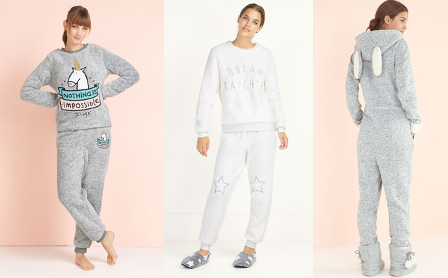 mercredie-selection-oysho-pyjama-polaire