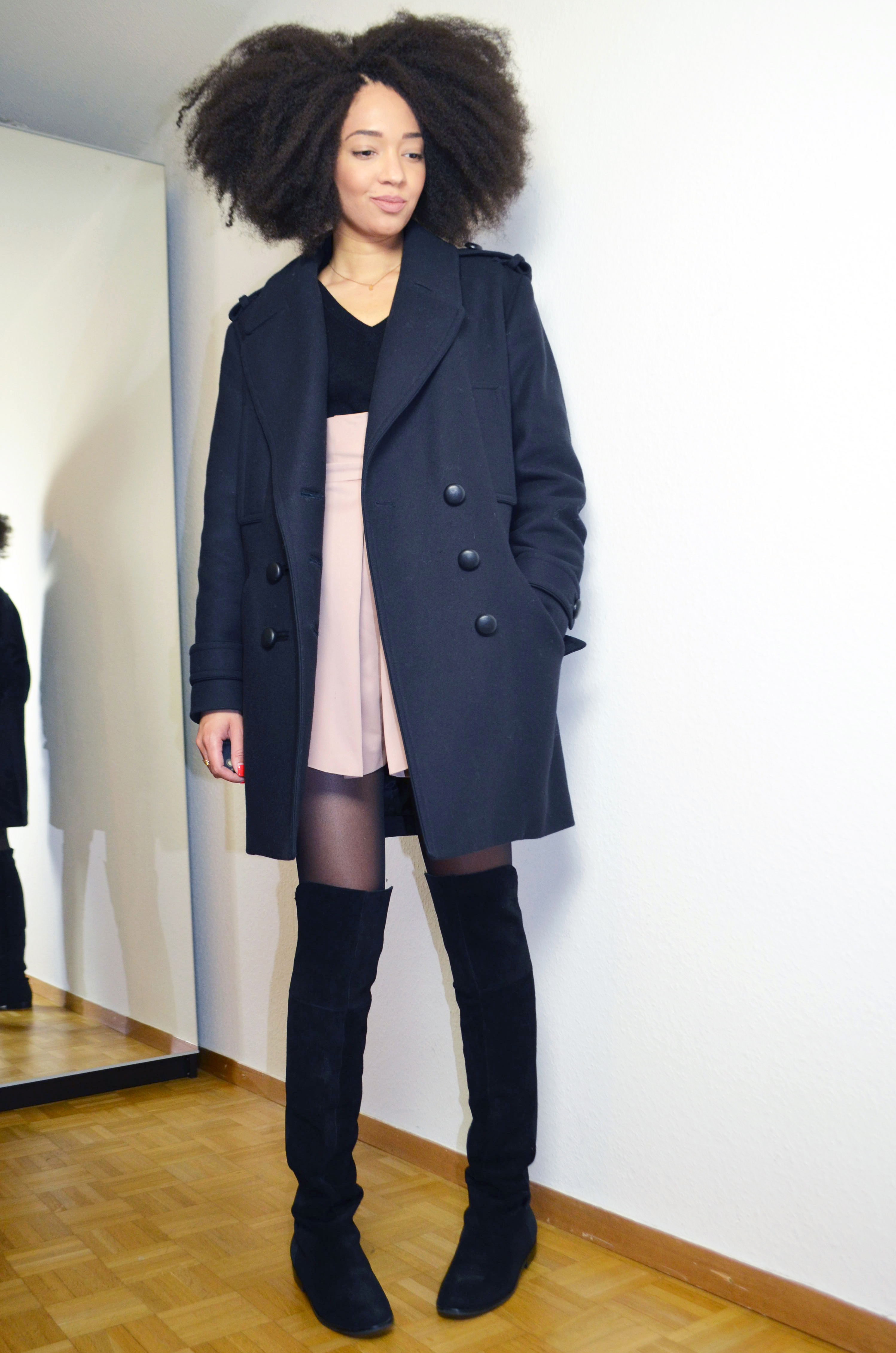 mercredie-blog-la-redoute-coralie-marabelle-short-chinese-laundry-riley-over-the-knee-boots-cuissardes-karly-coat-caban-manteau-isabel-marant