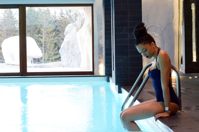 mercredie-blog-beaute-hotel-le-strato-courchevel-piscine-spa-sothys