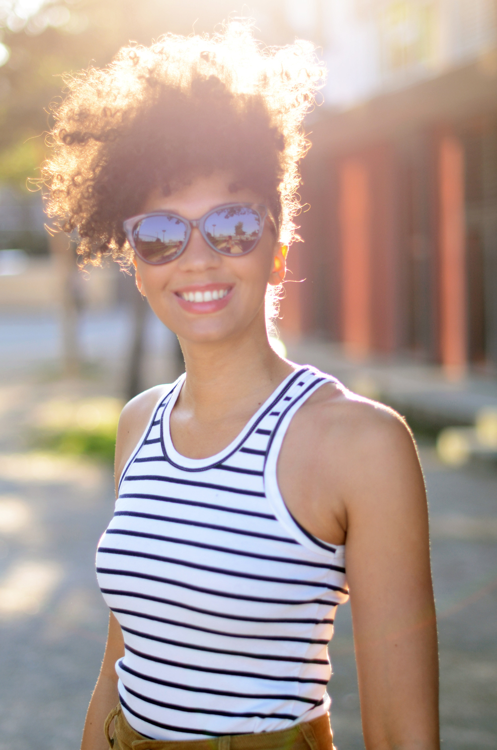 mercredie-blog-mode-geneve-suisse-blogueuse-bloggeuse-optic2000-lunettes-de-soleil-MAUI-JIM-SUNSHINE-725-64-natural-hair-frohawk2