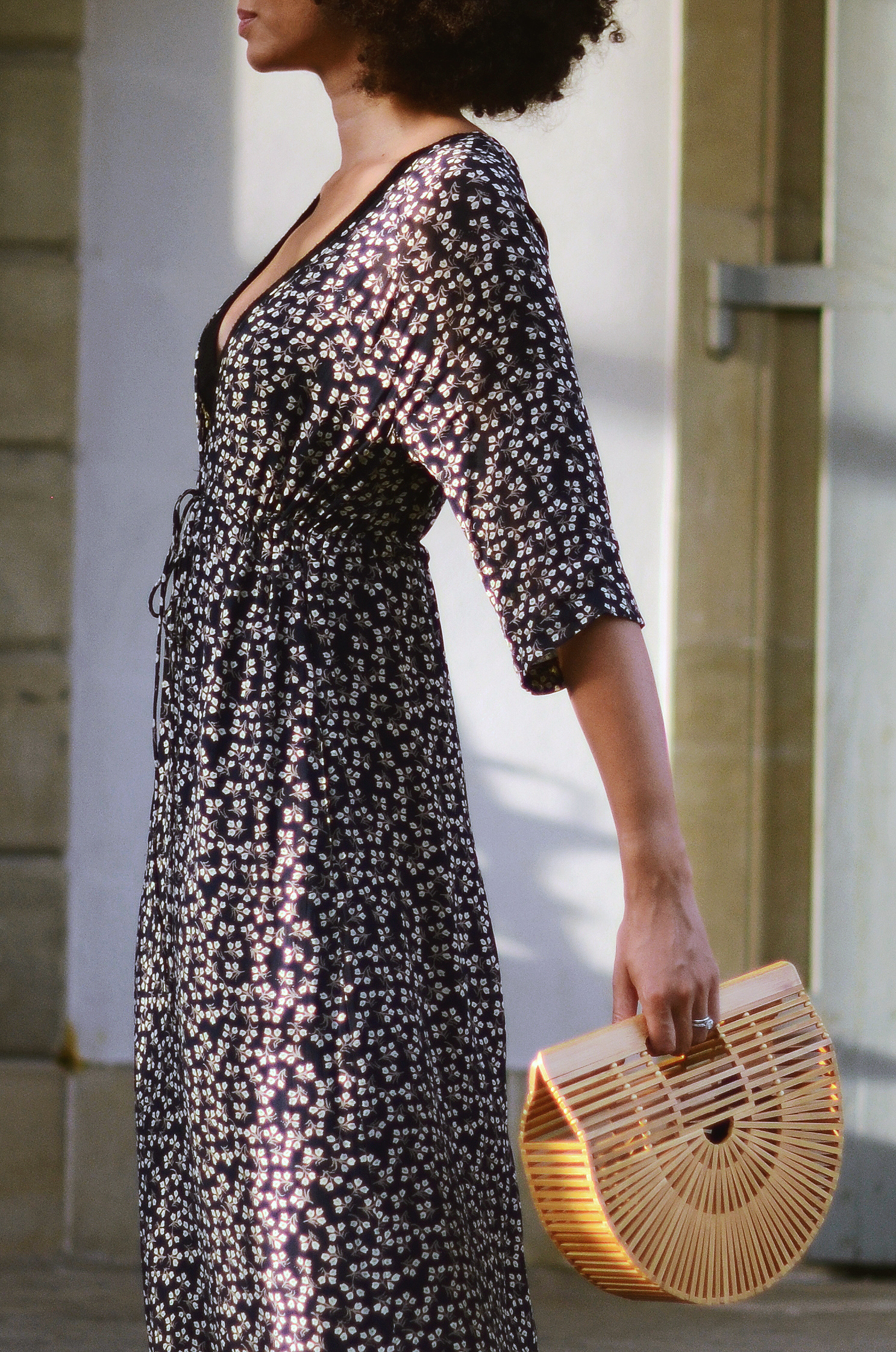 mercredie-blog-mode-geneve-blogueuse-bloggeuse-suisse-swiss-switzerland-robe-ganni-floral-dress-cult-gaia-bag-small-bamboo