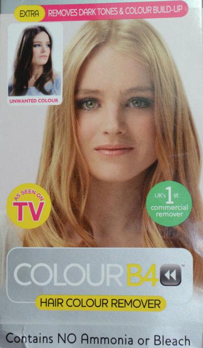Comment enlever coloration cheveux noir